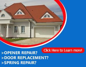 Our Services - Garage Door Repair Southside Place, TX